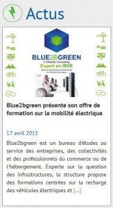 Article BLUE2BGREEN