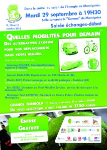Affiche Salon Momignies