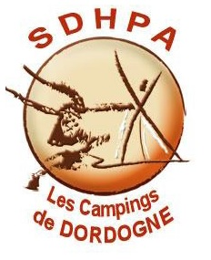 Logo syndicat départemental de l'hotellerie de plein air de dordogne