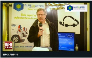 BLUE2BGREEN - Jean-Luc COUPEZ interviewé par INFOCAMP